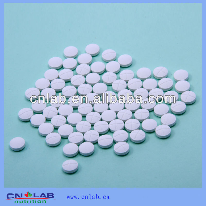 OEM calcium vitamin c tablet