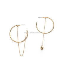 Fashion simple design earrings clothes women jewelry accessories Wholesale YRNK-00077