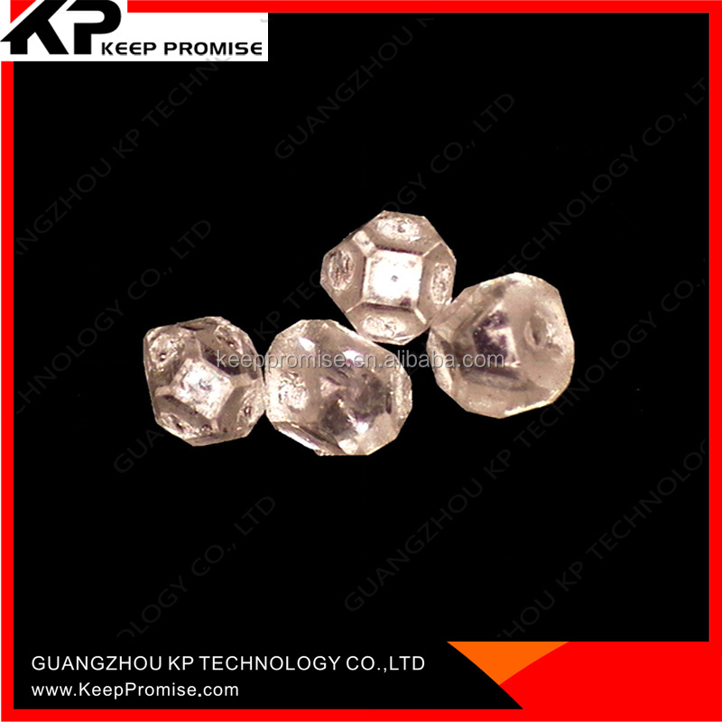 Hot sale Hardware synthetic CVD / HTPT south africa johannesburg rough diamond