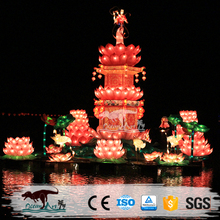 OA J8524 Festival Decoration for Party Item Type and Event chinese new year lantern