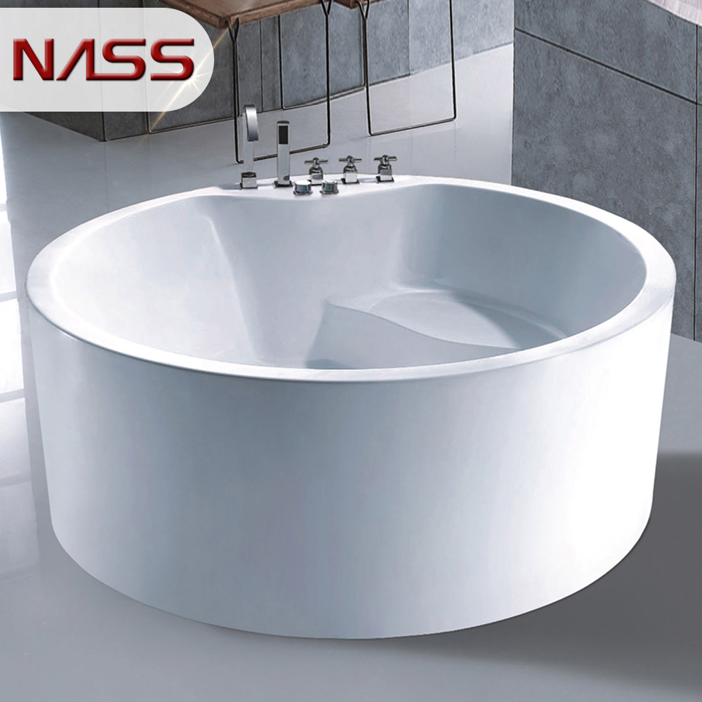 Circle Bathtub, Circle Bathtub Suppliers and Manufacturers at ...