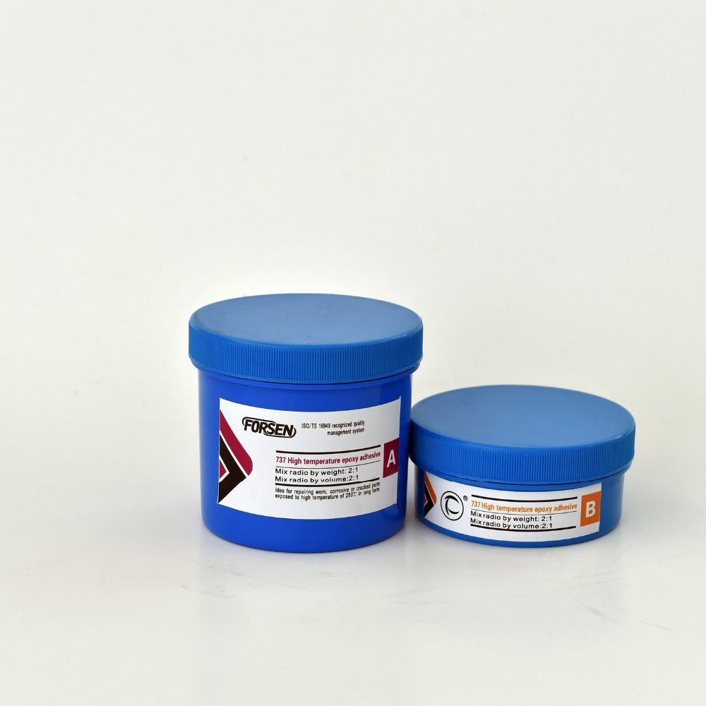 High Temperature Resistant Epoxy Potting Adhesive 737, 757 and 767