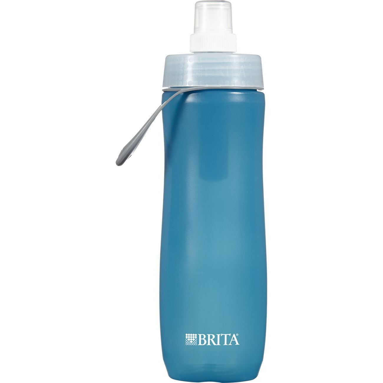Get Quotations Brita 20 Ounce Sport Water Bottle With Filter Bpa Free Blue