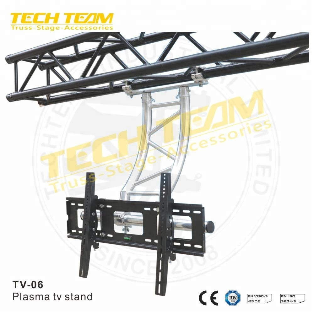 Aluminium Traversen Tv Stand Messe Ausr 252 Stung Dreieck Tv