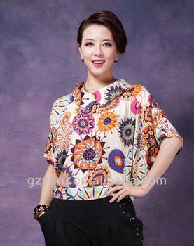 7fda32cef44882 Colorful Blouses Women Dress Manufacture 2013 - Buy Colorful Blouses ...
