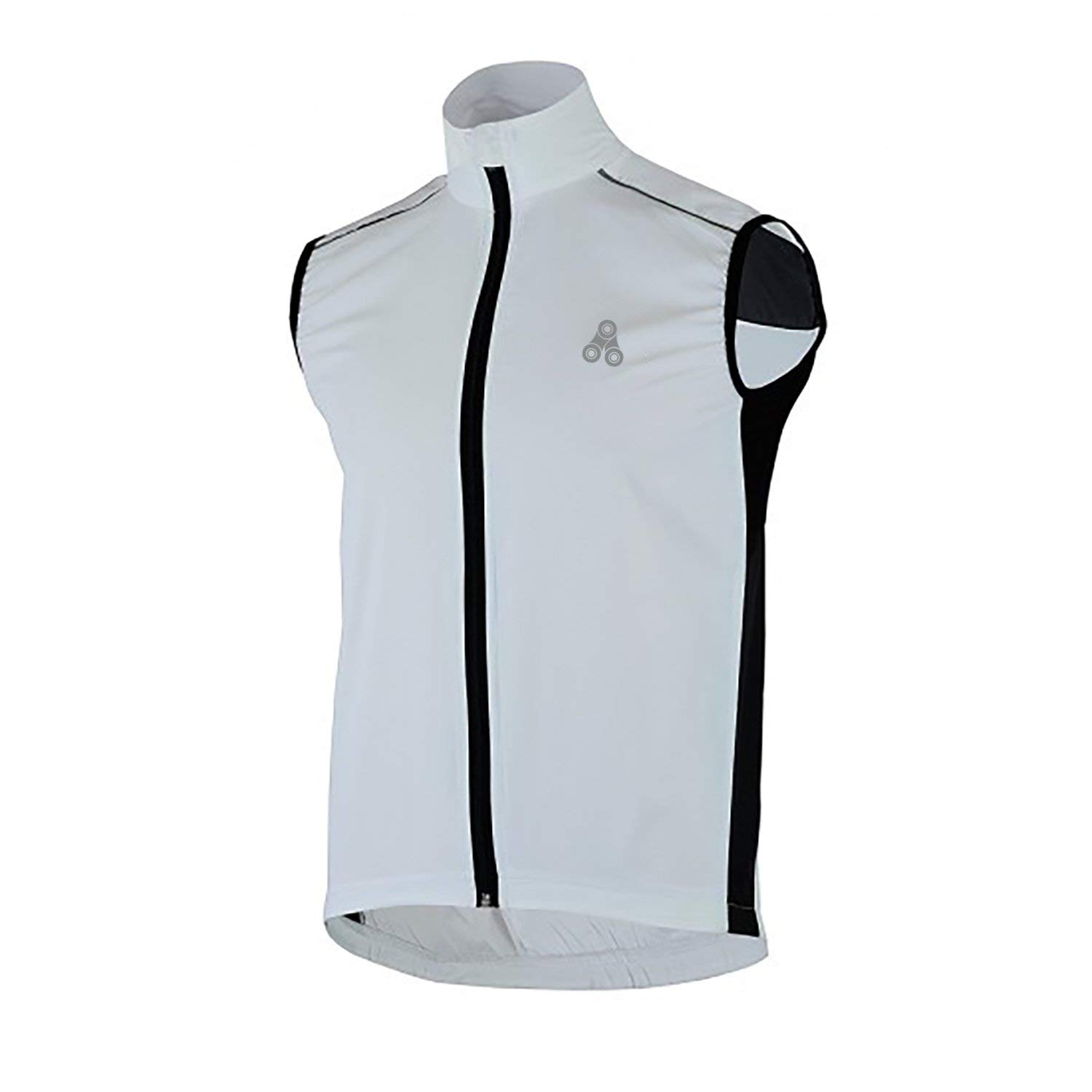 Get Quotations · URBAN CYCLING WINDBREAKER VEST - Windproof and Reflective  sleeveless jacket vest gilet for road cycling 612822e0c