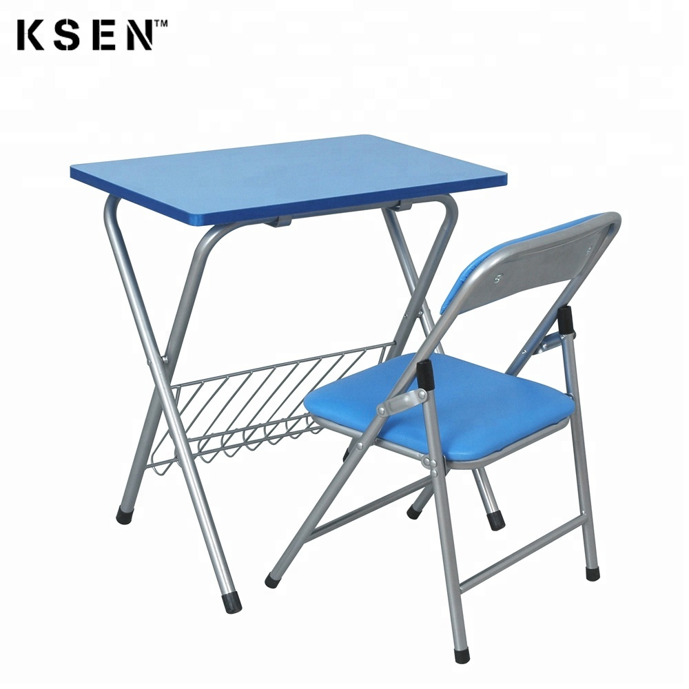 Children Folding Study Table And Chair 7212 Buy Folding Study