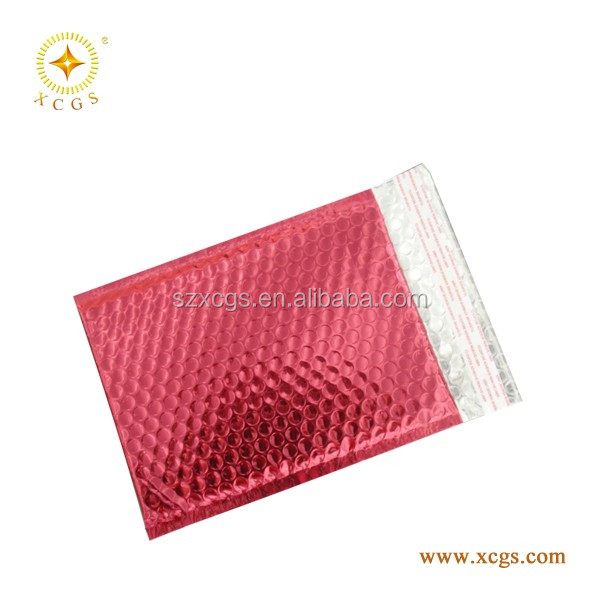 customized logo Printing Packing Padded Bubble Mailers for postage Bags
