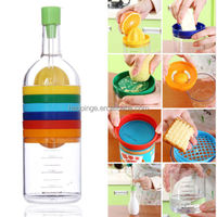 8 in 1 Multi-Purpose Kitchen Tools Set/Kitchen Cooking Utensil/Cook Bottle