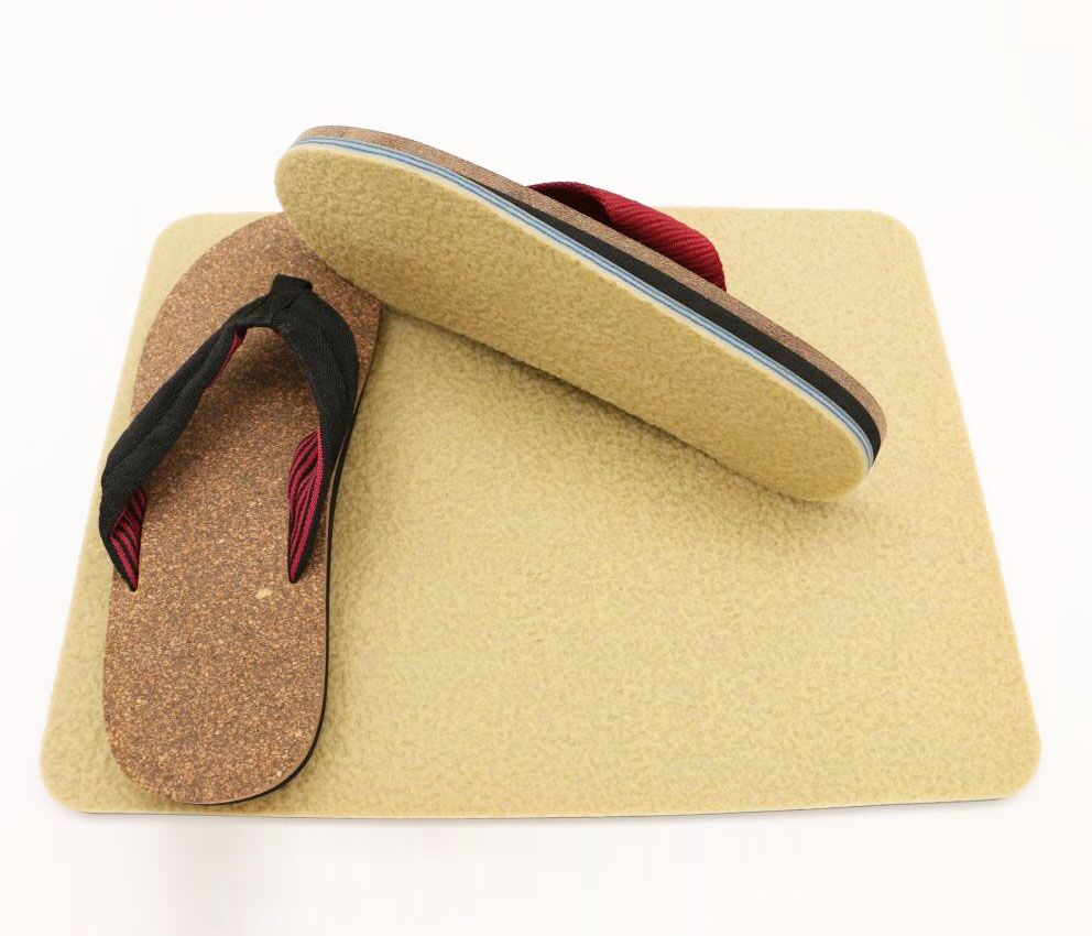 Anti-Slip Soft High Quality Fashion Patterns Neolite Rubber Sole Sheet