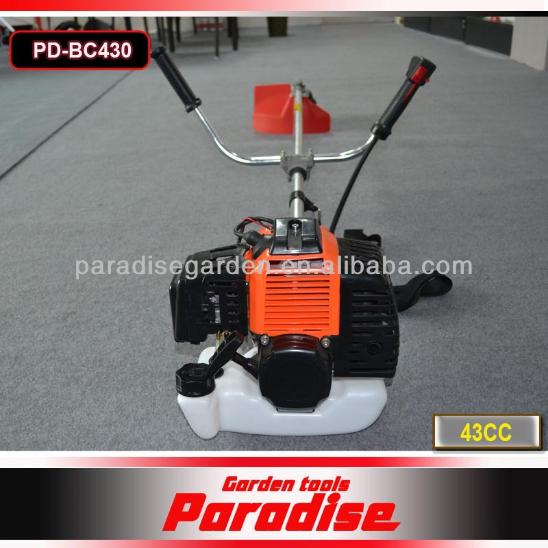 CE Certification Home Used Garden Tools PD-BC430 Grass Cutter Brush Cutter