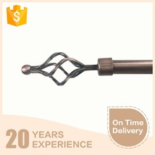 China manufacturer AAA quality alloy steel curtain rod