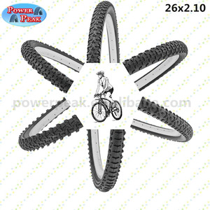 Bike tire 26*2.10 bicycle tire tubeless electric tyres