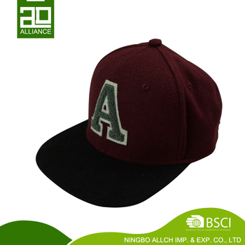 737eb750eca Wholesale Sew On Baseball Cap Embroidery Letter Patches For Hat ...