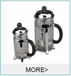 Luftdichte Kaffeekanne, vakuumversiegelter Behälter mit freitragendem Deckel, weiße Farbe