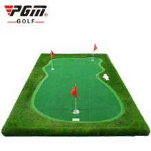 Custom made outdoor big size golf putting green