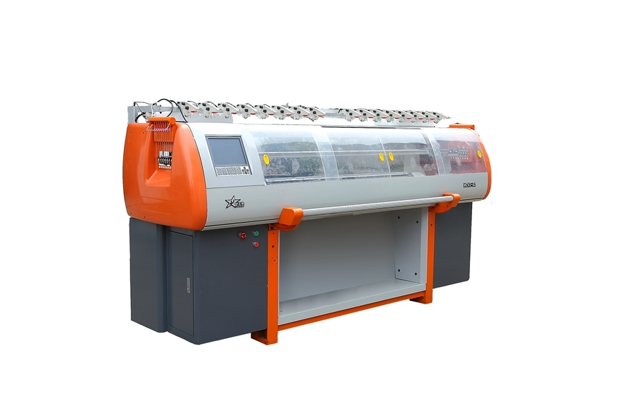 knitting machine for nike running sports shoe cover
