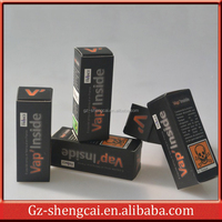 wholesale alibaba customized logo printed paper 10ml vial boxes for eliquid
