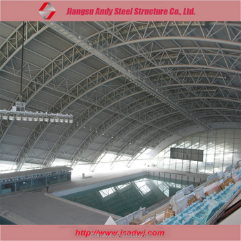 large span roof