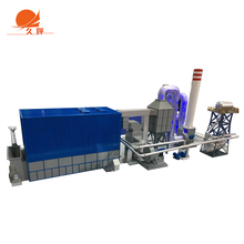 Industrial Use Solid Waste Incinerator /Waste Treatment Equipment Burner For Us Power Plant