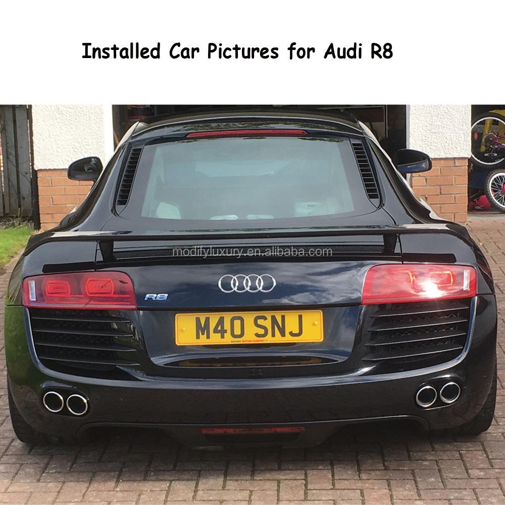 rear spoiler for audi r8 rear spoiler for audi r8 suppliers and rear spoiler for audi r8 rear spoiler for audi r8 suppliers and manufacturers at alibaba com
