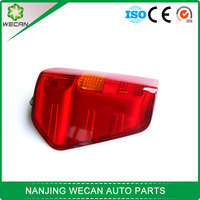wuling zhiguang 6388 car accessories tail light rear lamp for chevrolet wuling changan hafei chery sokon