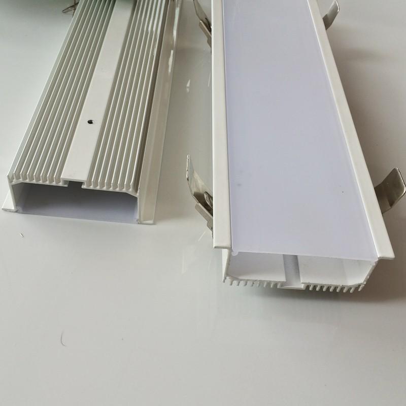 Aluminium Housing For Led Pendant Light In Foshan