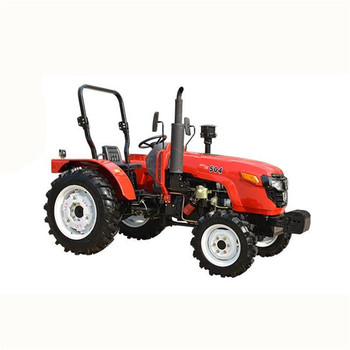 hot sale Chinese 50hp mini 4 wheel tractor in factory price