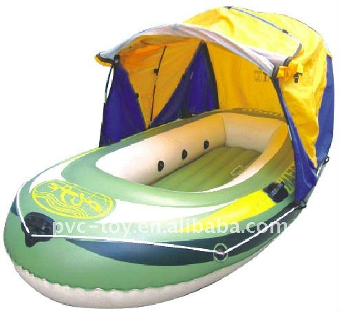 2011 HOT PVC inflatable beach boat for sale