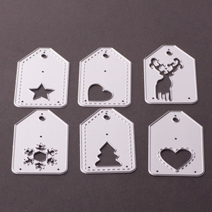SX-656 2018 hot selling paper craft card making steel metal cutting dies metal die for scrapbooking papers