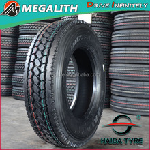China best quality 11r22.5 truck bus tire radial tires