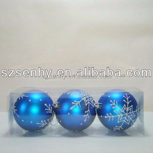 wholesale christmas plastic golf ball toys