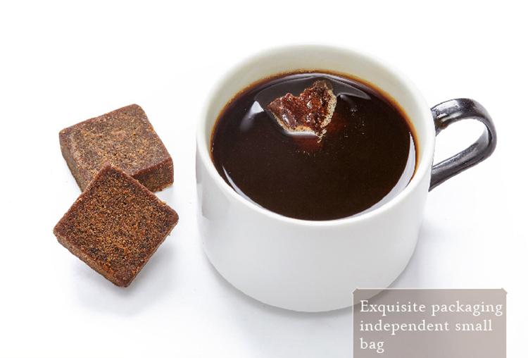wholesale ginger tea natural and healthy black sugar ginger drink block - 4uTea | 4uTea.com