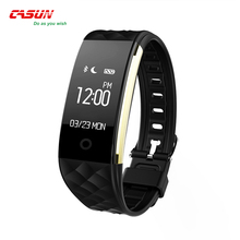 Consumer electronics fitness Wireless smart wristband flex smart bracelet watch for IOS