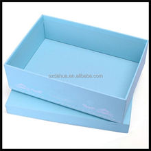 2016 Dahua Popular Square luxury packaging flower box paper wedding gift box