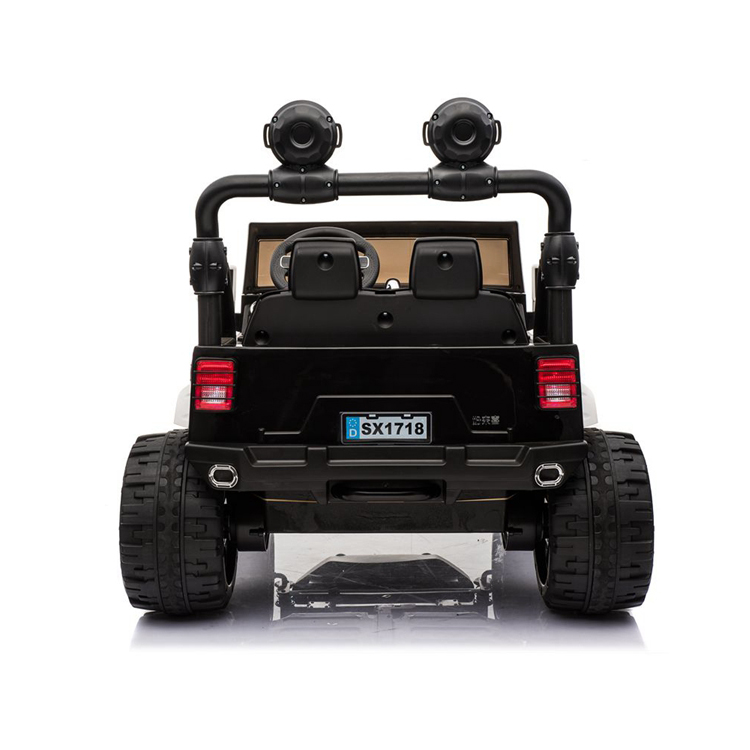Jeep électrique pour enfants, modèle très tendance, avec 2.4g R/C, monter dans la voiture manuelle
