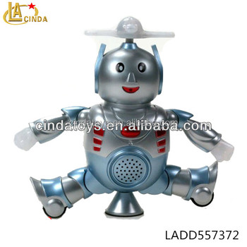 Hot Selling Electric Humanoid Robot Toys Funny Robot Toy For Kid