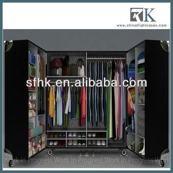 2015 rk wardrobe trunk storage trunks high quality trunk case - Wardrobe Trunk