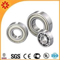 Inch R series deep groove ball bearings R188