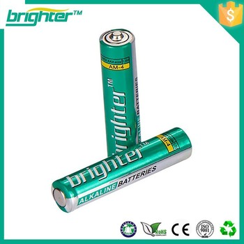 cheap and fine 1.5v aaa battery alkaline batery