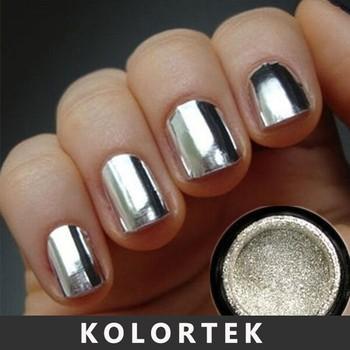 High Quality Mirror Powder Nail Chrome Pigment Best Rose Gold Polish