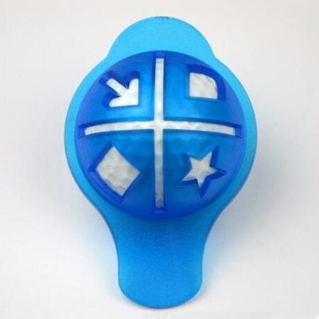 Wholesale ball line golf ball liner marker