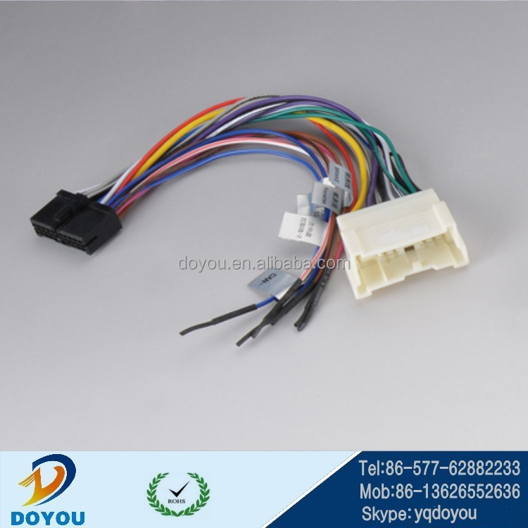 yueqing manufacturer custom 20 pin wire harness automotive wire harness, automotive wire harness suppliers and Wiring Harness Diagram at bakdesigns.co