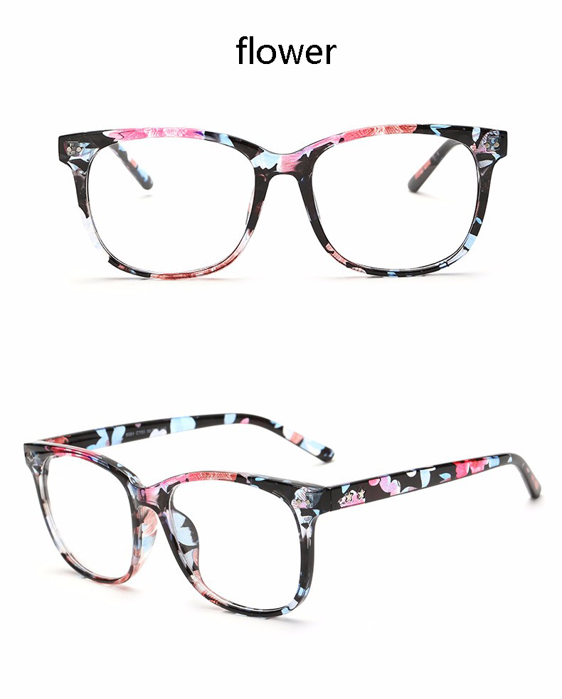 2018 Women Optical Glasses Frame Designer Eyeglass Frames Women ...