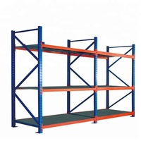 light duty rack/slotted angle shelf