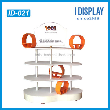 Chinese Wholesale Cardboard Floor Display Stand Shelf For Tea Set Delectable Tea Set Display Stand For Sale
