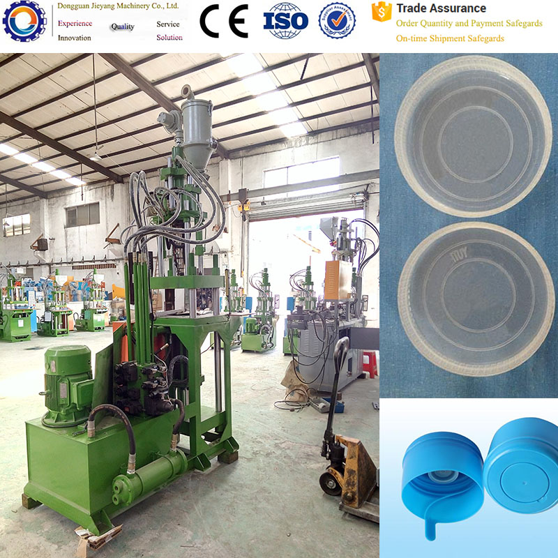 Factory Water Bottle Cap Injection Moulding Machine