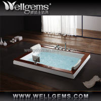 black whirlpool bathtub WG-U262AC best manufacturing company
