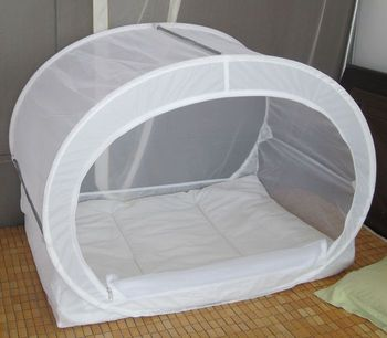 Baby Pop up bed tent with mosquito netting & Baby Pop Up Bed Tent With Mosquito Netting - Buy Mosquito NetBaby ...