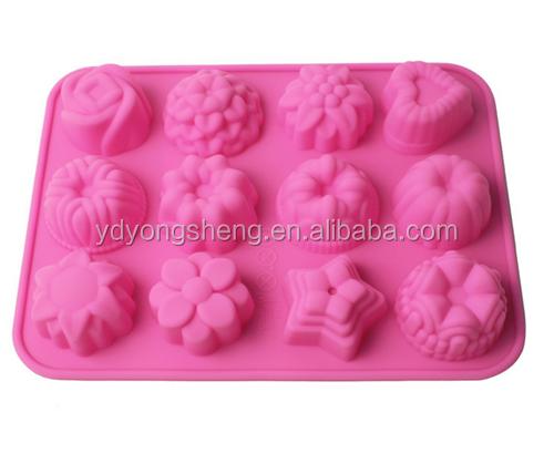 schokolade silikon backform blume silikonform kuchen kuchenger te produkt id 60181888417 german. Black Bedroom Furniture Sets. Home Design Ideas
